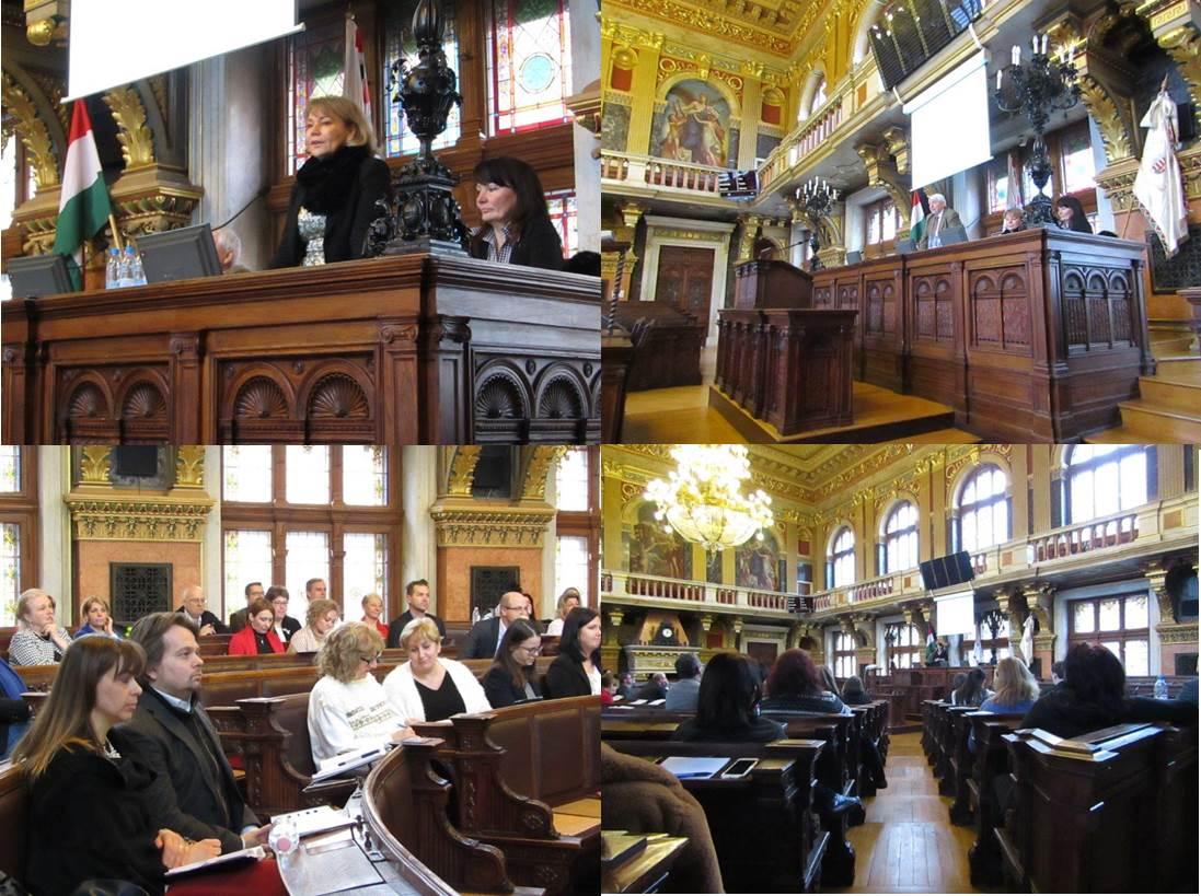 MKK képzési nap - Budapest Főváros Kormányhivatzalának Dísztermében