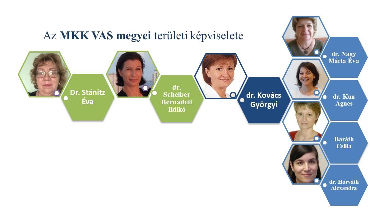 MKK Vas megyei területi képviselete